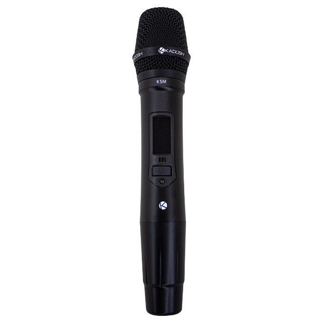 Microfone Kadosh S/ Fio  Duplo K-502m - Foto 3