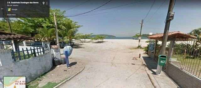 Grande Oportunidade - Casa na vila histórica de Mambucaba - 100mts da praia - Foto 2