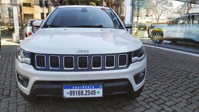 Jeep Compass 2.0 Longitude 2018 Diesel - Foto 2