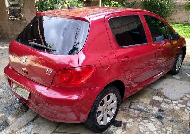 Peugeot 307 1.6 Flex lindo carro abaixo da Fipe - Foto 2