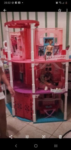 Maior Casa da barbie - Foto 2