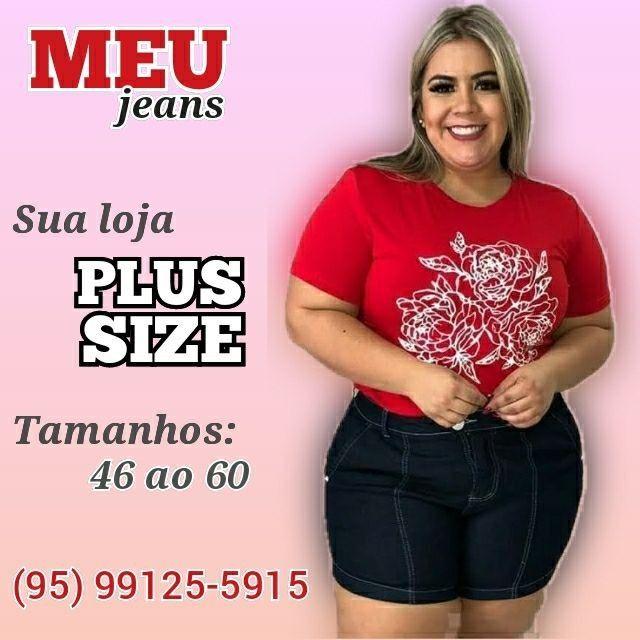 Moda Plus Size Feminina - Foto 2