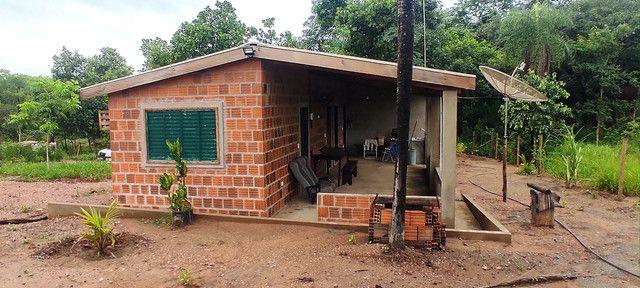 Rancho 12,5x40 BR  Ms-345 Km 21 poço artesiano, 300mts do Rio Miranda