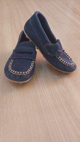 Sapatilha azul  - Foto 2