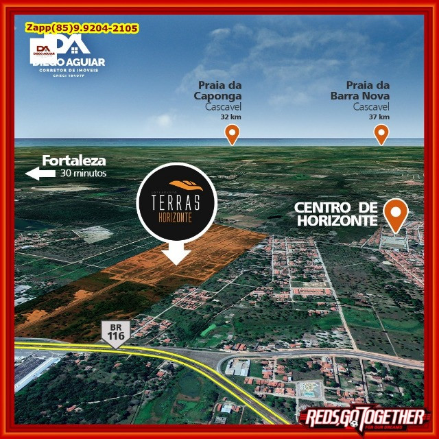 Loteamento em Terras Horizonte- Ligue e invista !!! - Foto 12