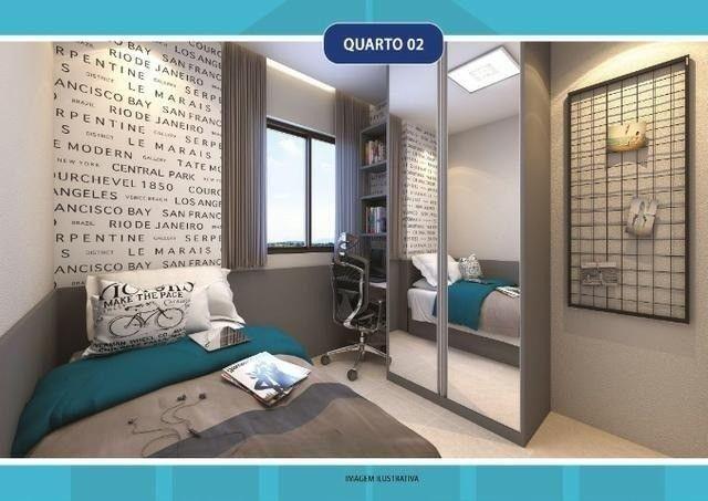 DM - Lançamento na Imbiribeira, 2 ou 3 quartos, condomínio club lazer completo - Foto 5