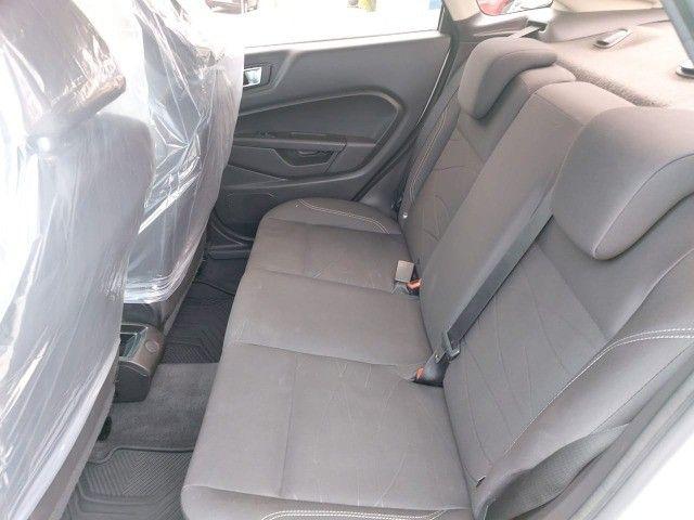 Ford Fiesta Sedan 1.6 16v 2014/2015 - Foto 9
