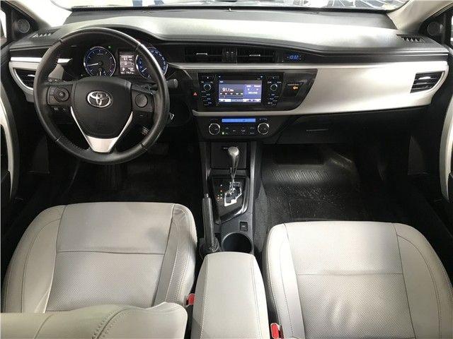 Toyota Corolla 2017 2.0 xei 16v flex 4p automático - Foto 5