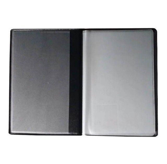 Porta Cartão Carteira Card Book 16 -7 Unidades - Foto 3