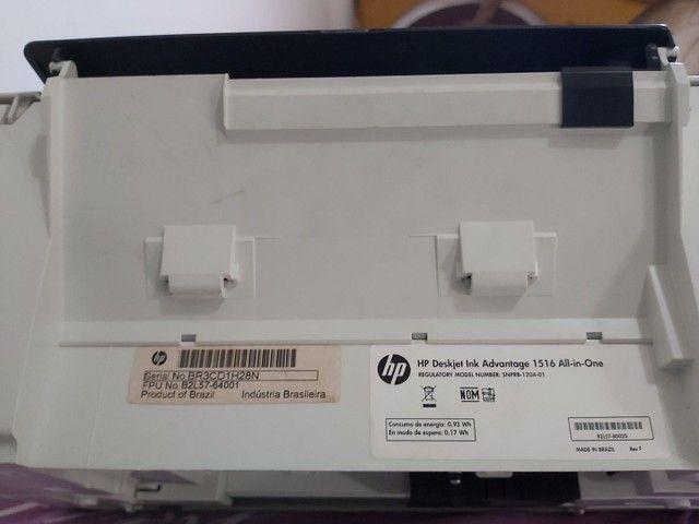 Impressora  HP Deskjet - Foto 2
