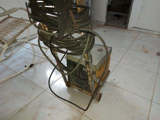 Máquina de solda Bantam 2000. - Foto 3