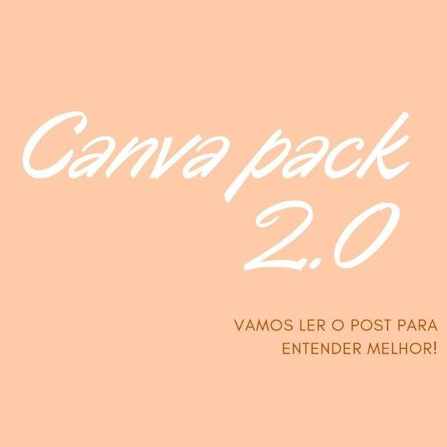 Curso Canva pack 2.0