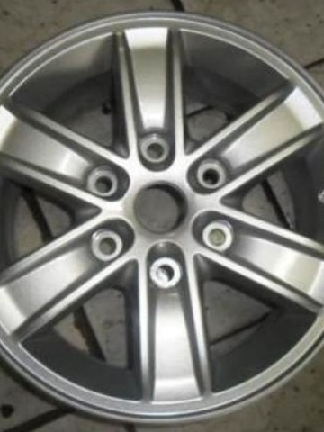 Jogo 4 Pçs Calotas Rodas Liga Mitsubishi Pajero Tr4, L200 Triton. - Foto 4