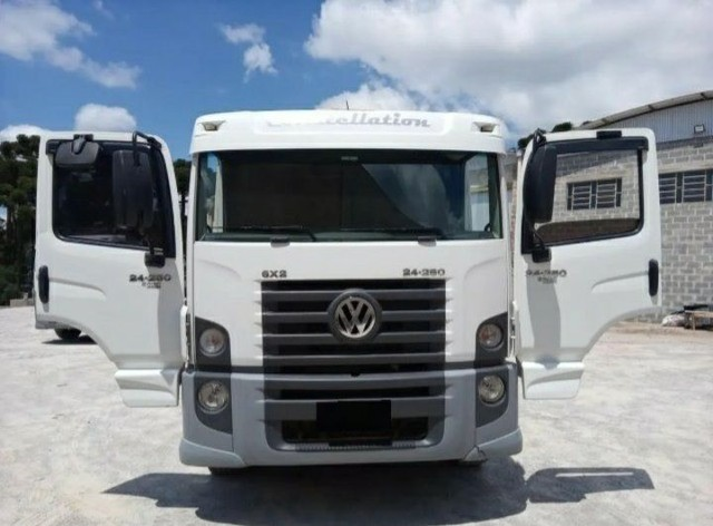 Caminhão Carroceria Volkswagem 24250 / 2012 - Foto 3