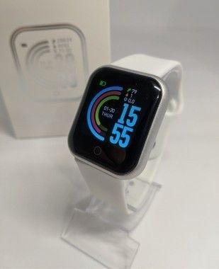 Lindíssimo E Super Moderno Relógio Inteligente Com Várias Funções!  - Foto 6