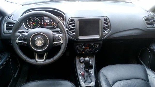 Jeep Compass 2.0 Longitude 2018 Diesel - Foto 13