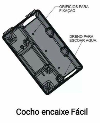 PORTA ISCAS PARA RATOS NOVO MODELO COMPACTO _c163 - Foto 2