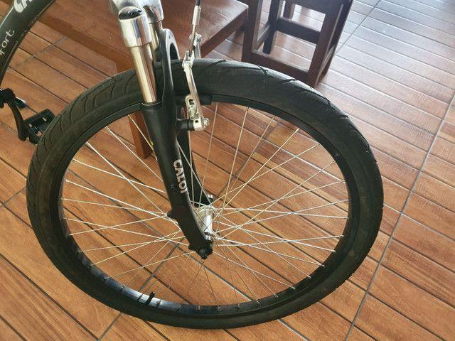 Vendo Caloi comfort 500  - Foto 4