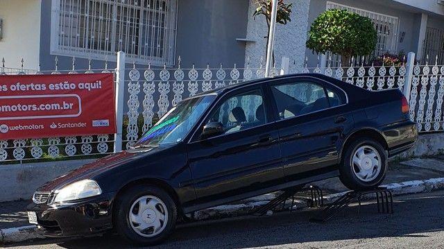 CIVIC AUTOMÁTICO LINDO CARRO - Foto 3