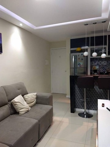 Apartamento para venda tem 45 metros quadrados com 2 quartos em Caixa D'Água - Lauro de Fr - Foto 6