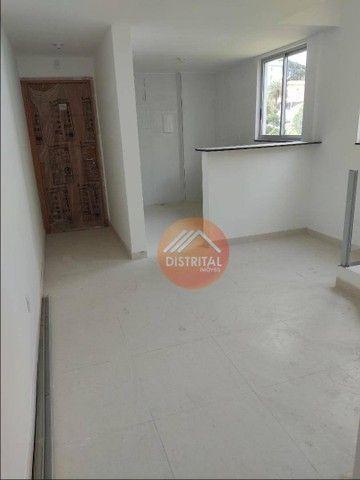 Apartamento com 2 dormitórios à venda, 55 m² por R$ 275.000,00 - Ouro Preto - Belo Horizon - Foto 5