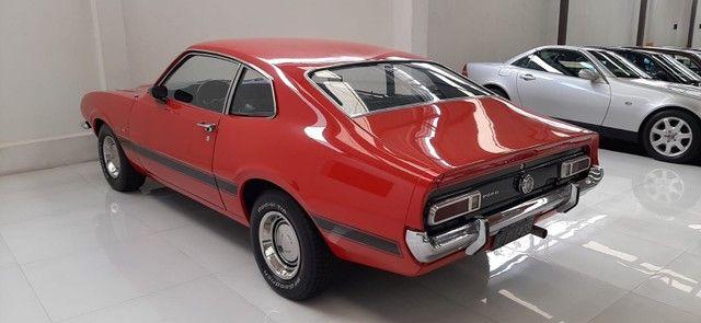 Maverick Super Luxo V8, GT Tribute, impecável, de coleção. - Foto 11