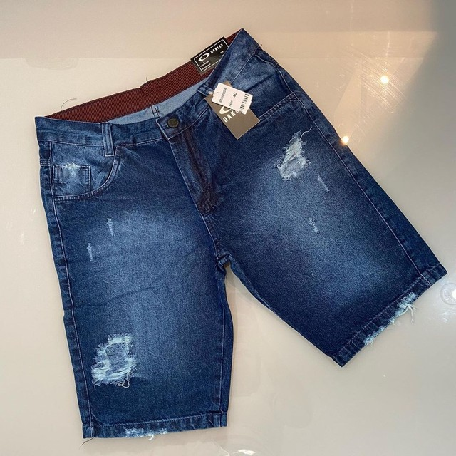 Bermudas Jeans  - Foto 3
