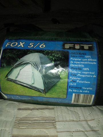 Barraca Fox Náutica 5/6 pessoas - Foto 2