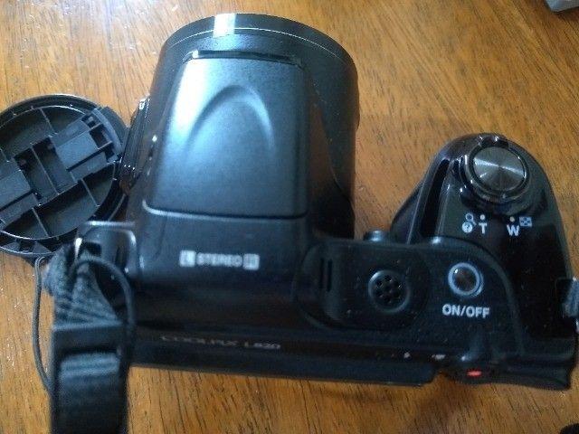 Vendo Câmera Semi Profissional Nikon - Foto 4