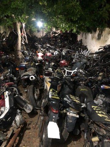 Sucata motos  - Foto 6