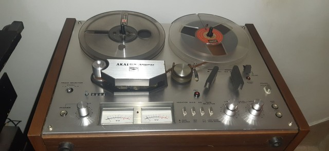Gravador AKAI GX-4000D - Foto 3