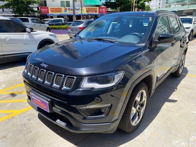 Apenas Hoje!!!Jeep Compass Longitude 2.0 4x2 Flex Aut. 2019/2020 - Foto 2