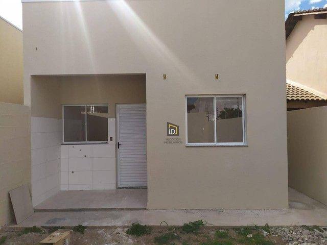 Casa com 2 dormitórios à venda, 55 m² por R$ 160.000 - Jardim Ouro Verde - Várzea Grande/M - Foto 7