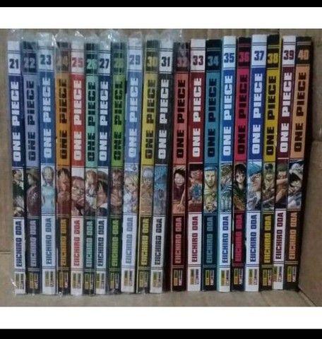 Mangás: One Piece (19/10) - Foto 2
