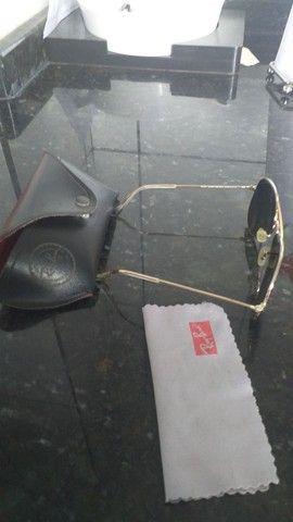 Óculos de sol ray-ban original 100 reais  - Foto 3