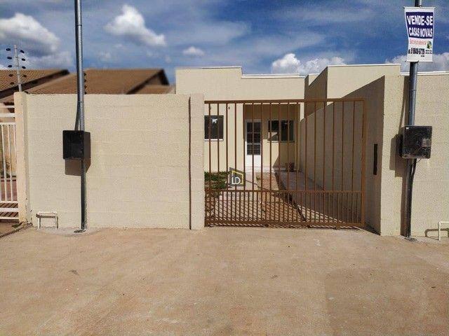 Casa com 2 dormitórios à venda, 55 m² por R$ 160.000 - Jardim Ouro Verde - Várzea Grande/M - Foto 15