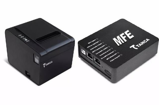 Combo MFE + Impressora não Fiscal