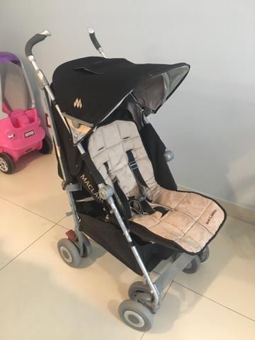 Carrinho de bebê Maclaren Techno Ct black