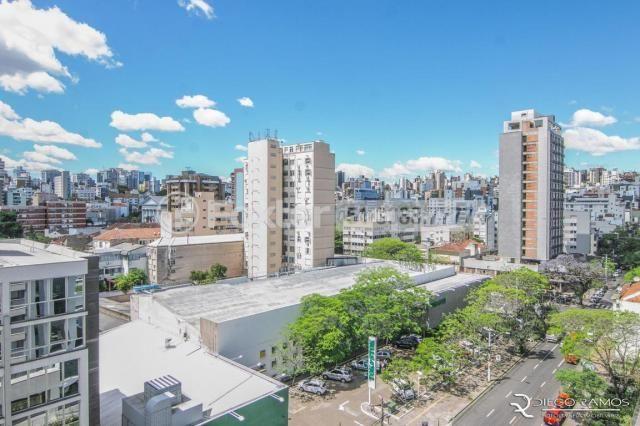 Apartamento à venda com 1 dormitórios em Auxiliadora, Porto alegre cod:164024 - Foto 11