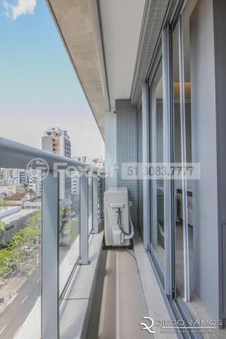 Apartamento à venda com 1 dormitórios em Auxiliadora, Porto alegre cod:164024 - Foto 4