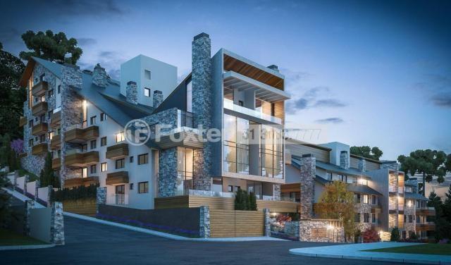Apartamento à venda com 2 dormitórios em Vila suíça, Gramado cod:160555 - Foto 3