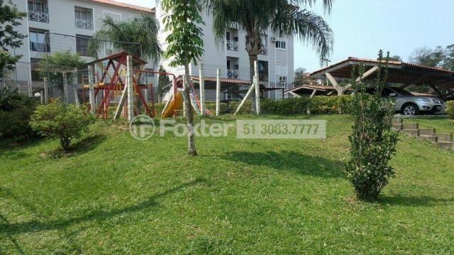 Apartamento à venda com 2 dormitórios em Jardim algarve, Alvorada cod:170030 - Foto 3