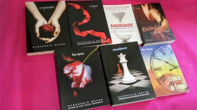 Livros novos e seminovos