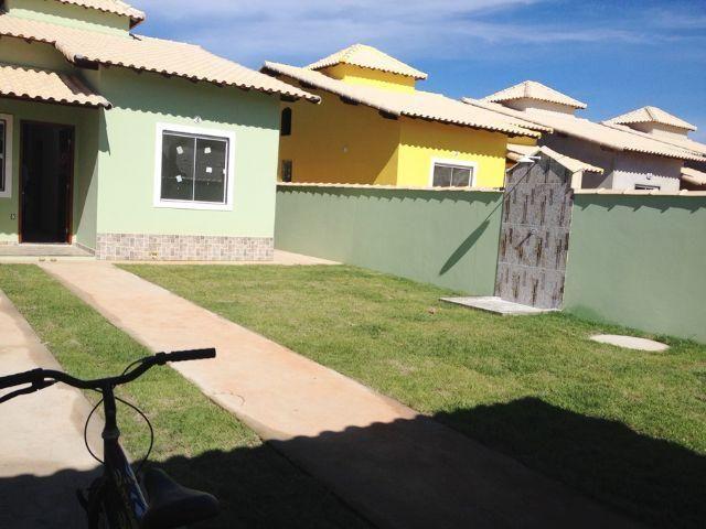 Casas maravilhosas 1a locação em Jaconé - Saquarema/RJ - Ac Carta