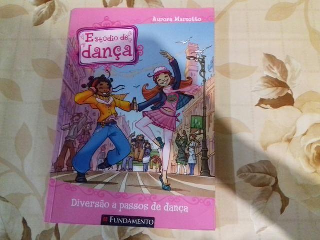 Livro Estúdio de dança