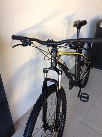 Bike Bicicleta MTB aro 29 Nova