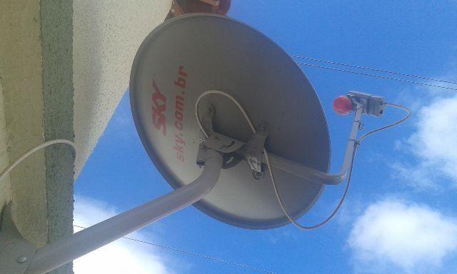 Kit antena sky pre pago