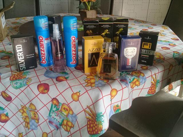 Vendo vários perfumes da Ferrari