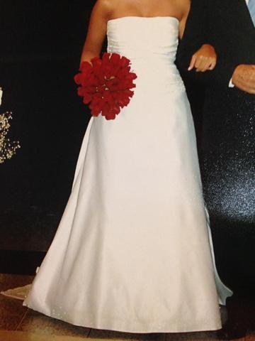 Vestido de noiva 38