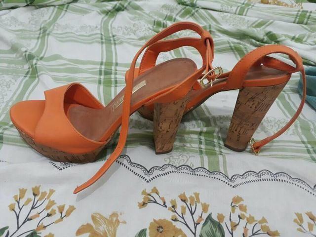Sandália 45 reais